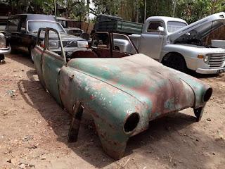 Jual Bahan Mobil Kuno Desoto Diplomat 1951