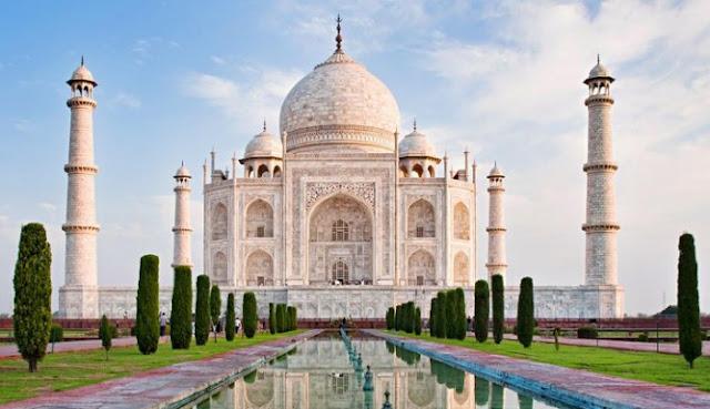 Rahasia Terbesar Taj Mahal