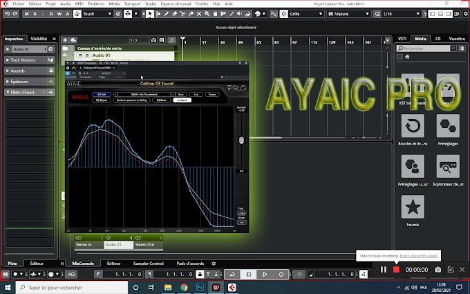 Ayaic – Ceilings Of Sound PRO 0.4.0 (VST, VST3, AAX) [WiN x64]