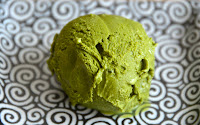 GREEN MATCHA TEA ICECREAM