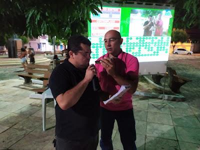 Confira imagens do Sorteio do Dia 05 de Setembro de 2019, realizado na cidade de Piracuruca-PI: