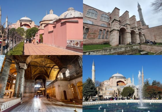 Hagia Sophia_Tempat Wisata Di Turki