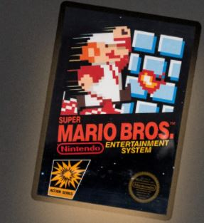 A sealed edition of Super Mario Bros. was just purchased for $2 million
