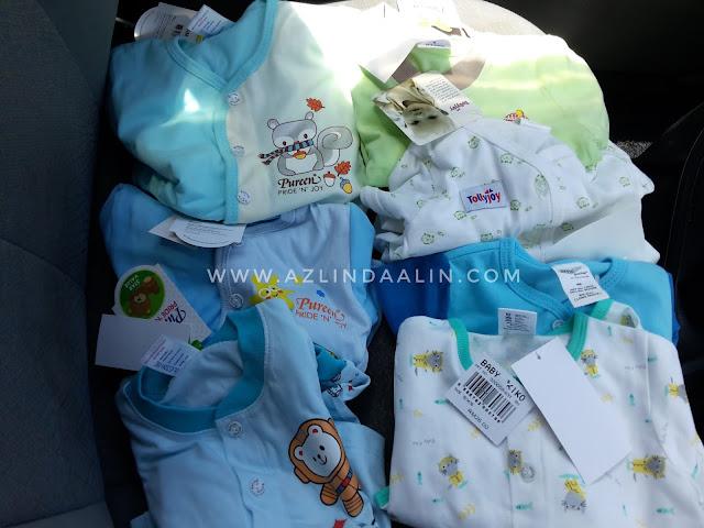 Dah Masanya Untuk Checklist Barangan Baby dan Keperluan Baby