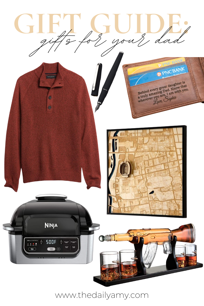 Christmas gifts for dad