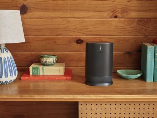 Sonos speaker wifi bluetooth multiroom smart speaker