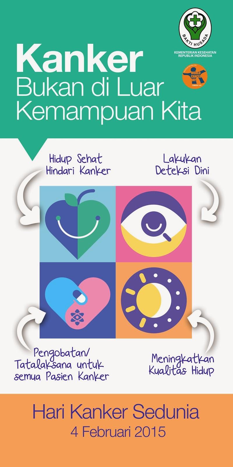 Sehat Bersama Irene: Peringatan Hari Kanker Sedunia, 4 ...