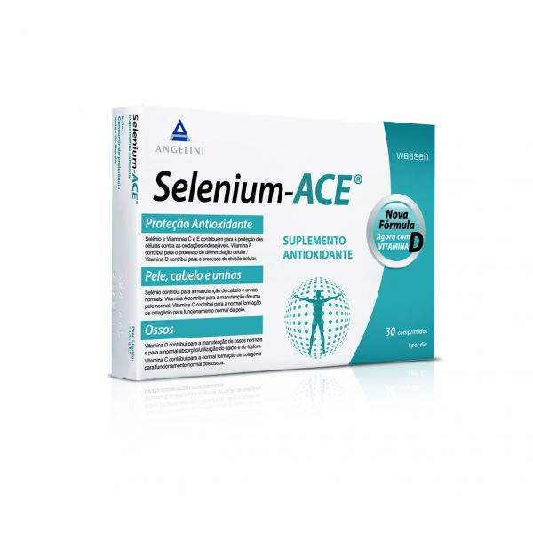 سعر ودواعي استعمال دواء سيلينيوم أية سي أي Selenium ACE