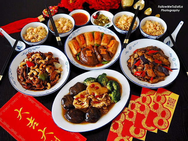 SHERATON PETALING JAYA CELEBRATING TOGETHERNESS THIS LUNAR NEW YEAR WITH CHINESE NEW YEAR 2021 FESTIVE DISHES