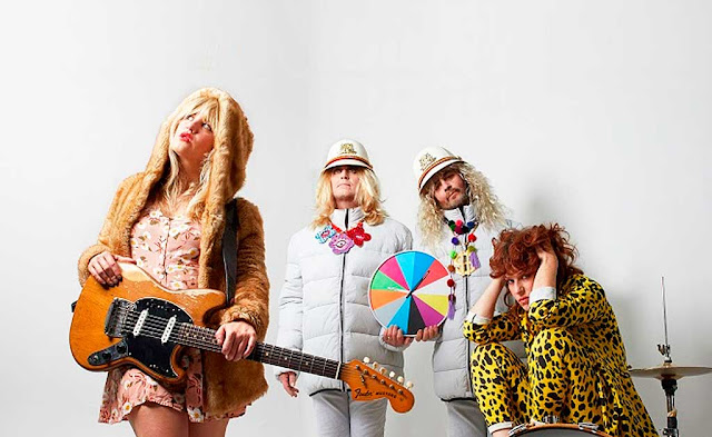 Deap Vally + The Flaming Lips
