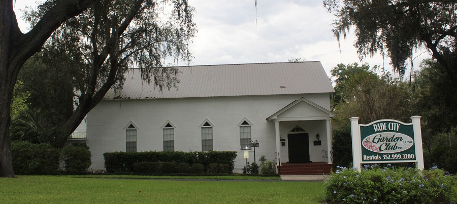 Edificios en Dade City