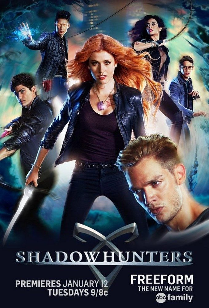 Shadowhunter Staffel 5