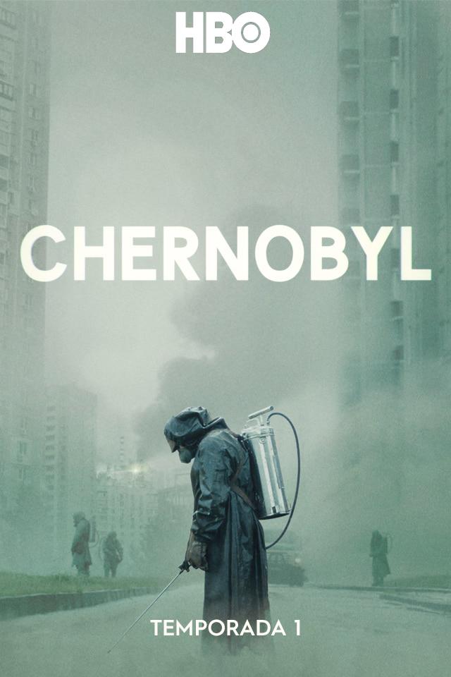 Chernobyl (2019) Temporada 1 1080p Latino