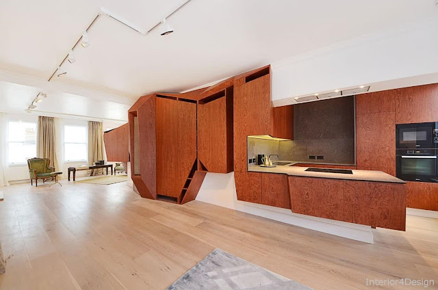Wooden kitchen designs