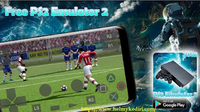 Free Pro PS2 Emulator 2 Games For Android