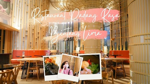 Mandeh Restoran - Asli Padang, Rasa Bintang Lima