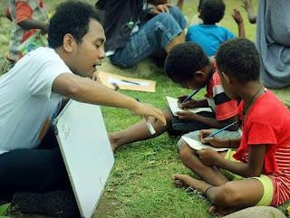 Nantikan Buka-bukaan Gaya Billy Mambrasar Soal Manfaat Otsus Bagi Masyarakat Papua