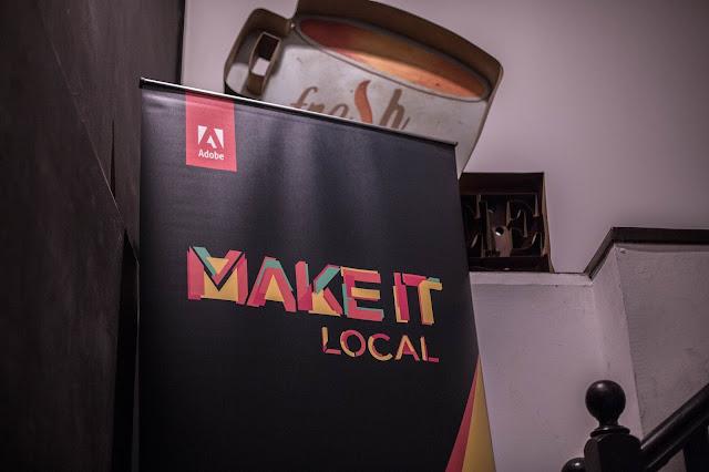 Adobe Make It: Creative Influencers Meetup