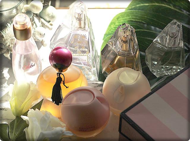Moje pachnidełka - między zapachami Avon a Oriflame. CZ. 2. AVON