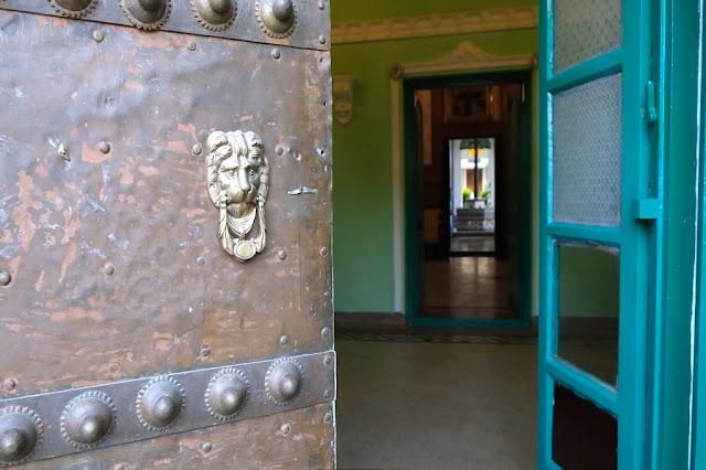 Entrance of Bari Kothi Murshidabad