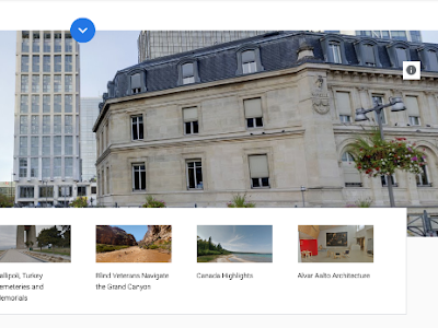 Use Google Street View to Take Students on Virtual Trips Around the World