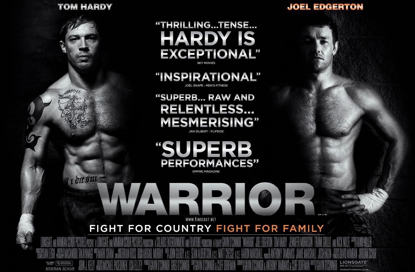 warrior movie