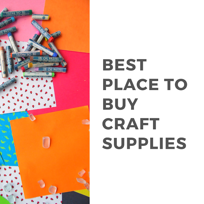 Best Place To Buy Craft Supplies