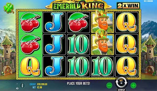 Main Gratis Slot Indonesia - Emerald King (Pragmatic Play)