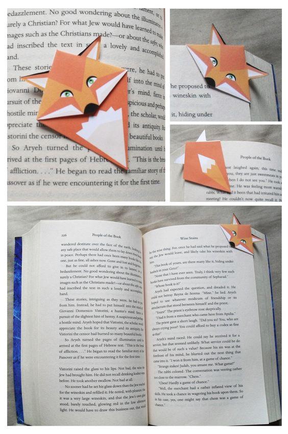 kitap ayracı modeleri