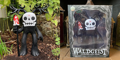 Wäldgeist (Soldier) Vinyl Figure by Reis O'Brien x Bimtoy x Bottleneck Gallery
