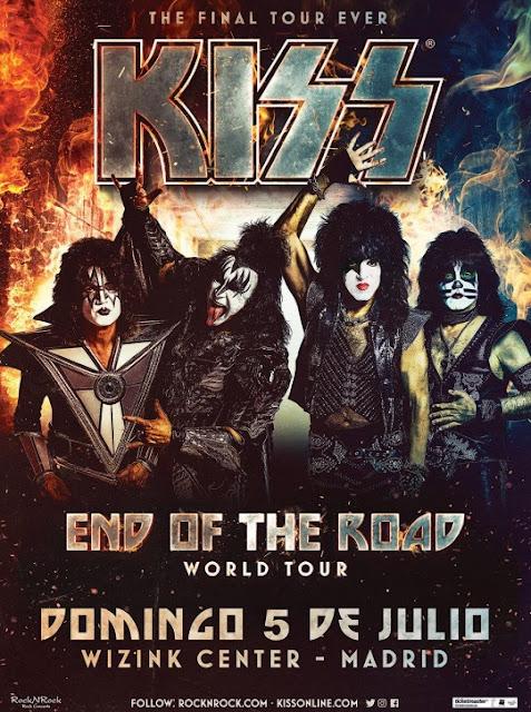 Agenda de giras, conciertos y festivales - Página 16 Kiss2020