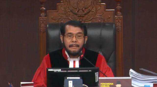 Buka Sidang Gugatan Prabowo, Ketua MK: Kami Tak Bisa Diintervensi Siapapun!