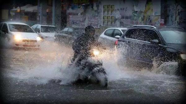 Καιρός: Έρχονται βροχές και άνεμοι, ποιες περιοχές θα επηρεαστούν