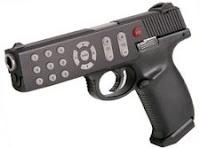 pistola telecomando