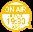 Persona no Sekai Horario Transmisión Argentina