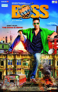 Boss 2013 Bollywood Movie