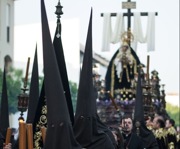 Estas son las fechas del histórico traslado de la Soledad de Córdoba