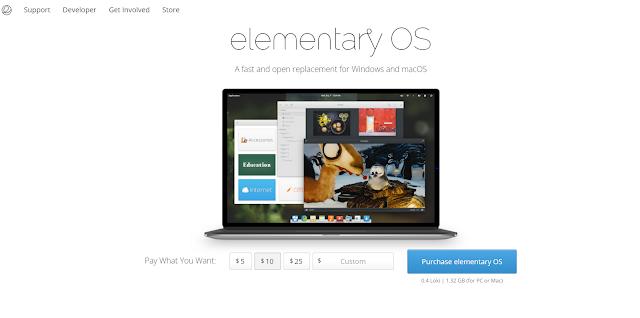 Elementary OS Website