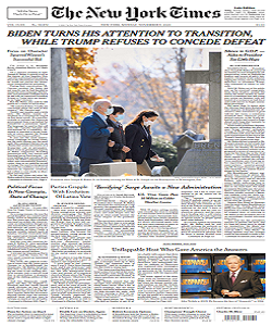 The New York Times Magazine 9 November 2020 | The New York News | Free PDF Download