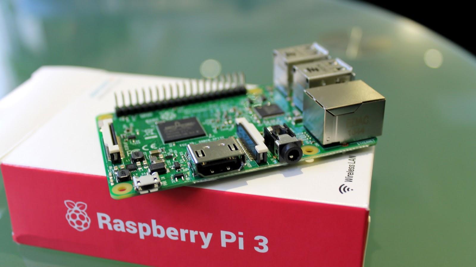 مشاريع مميزة يمكنك بناؤها بالاستعانة بشريحة Raspberry pi
