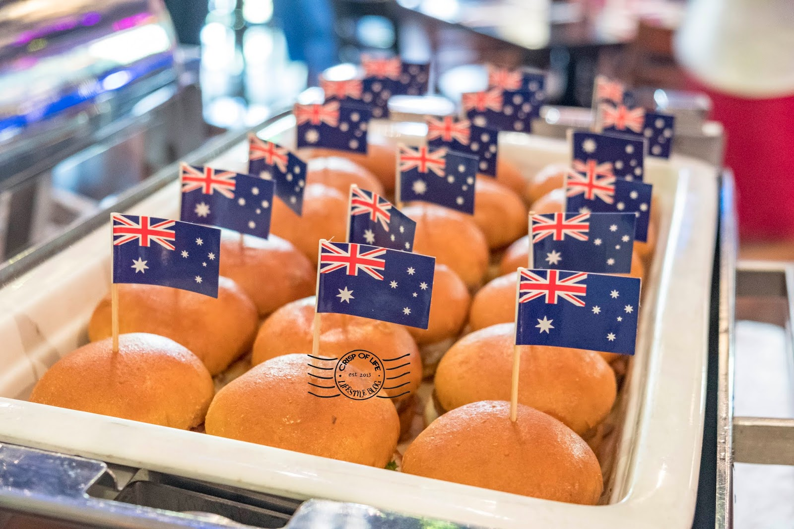 Australia Day at Hard Rock Hotel, Penang
