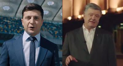 """Порошенко погодився на дебати із Зеленським на НСК """"Олімпійський"""