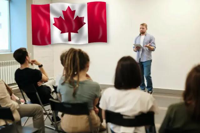 فوائد الدراسة في كندا