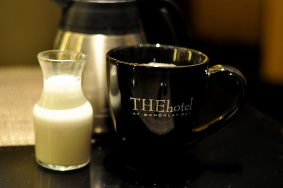 Individual Coffee Carafe - The Café - THEHotel - Las Vegas, NV | Taste As You Go
