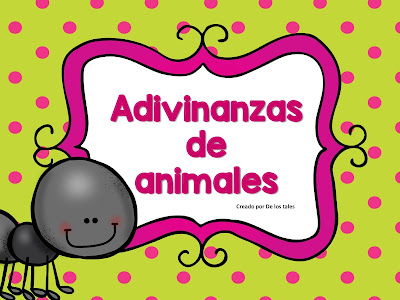 adivinanzas-animales-niños