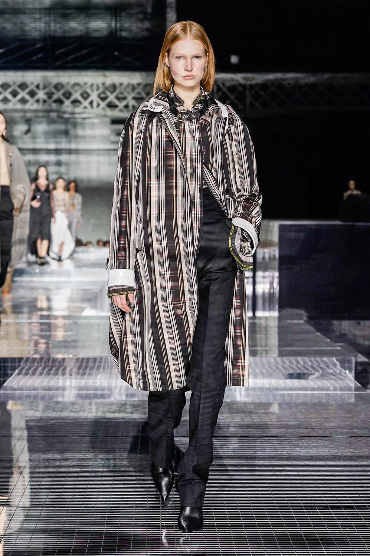 Burberry Fall Winter 2020 London Fashion Week Show