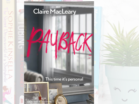 Payback By Claire MacLeary | Book Tour Review