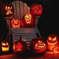 G2R Deadly Halloween House Escape