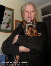 Me and My Dog - Missy 8 months old
