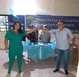 PL declara apoio para maior adversário político do prefeito João Balbino que irá apoiar sua vice como candidata a prefeita pelo PSC com o apoio do DEM